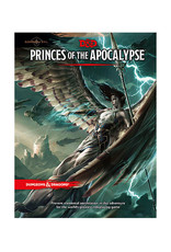 Wizards of the Coast D&D Princes of the Apocalypse (Adventure)