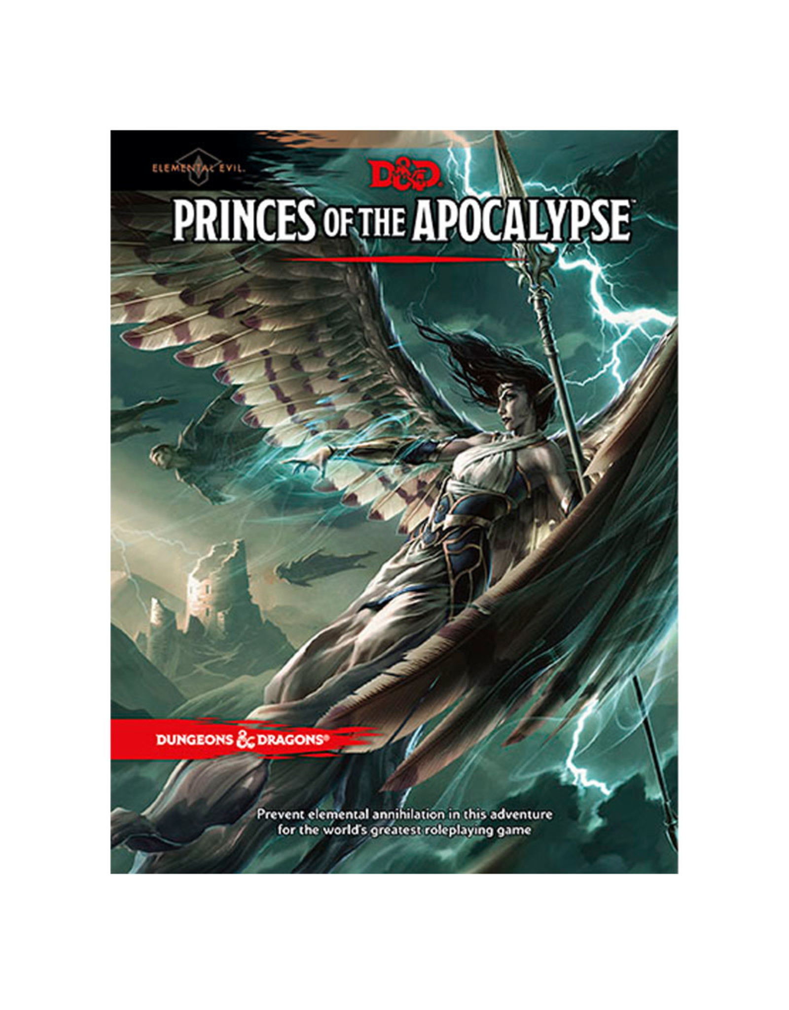 Wizards of the Coast D&D RPG: Princes of the Apocalypse (Adventure)