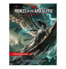 Wizards of the Coast D&D Princes of the Apocalypse (Adventure)