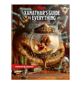 Wizards of the Coast D&D Xanathar's Guide to Everything (Supplement)