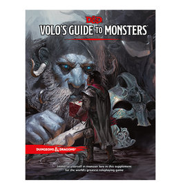Wizards of the Coast D&D Volo's Guide to Monsters (Supplement)
