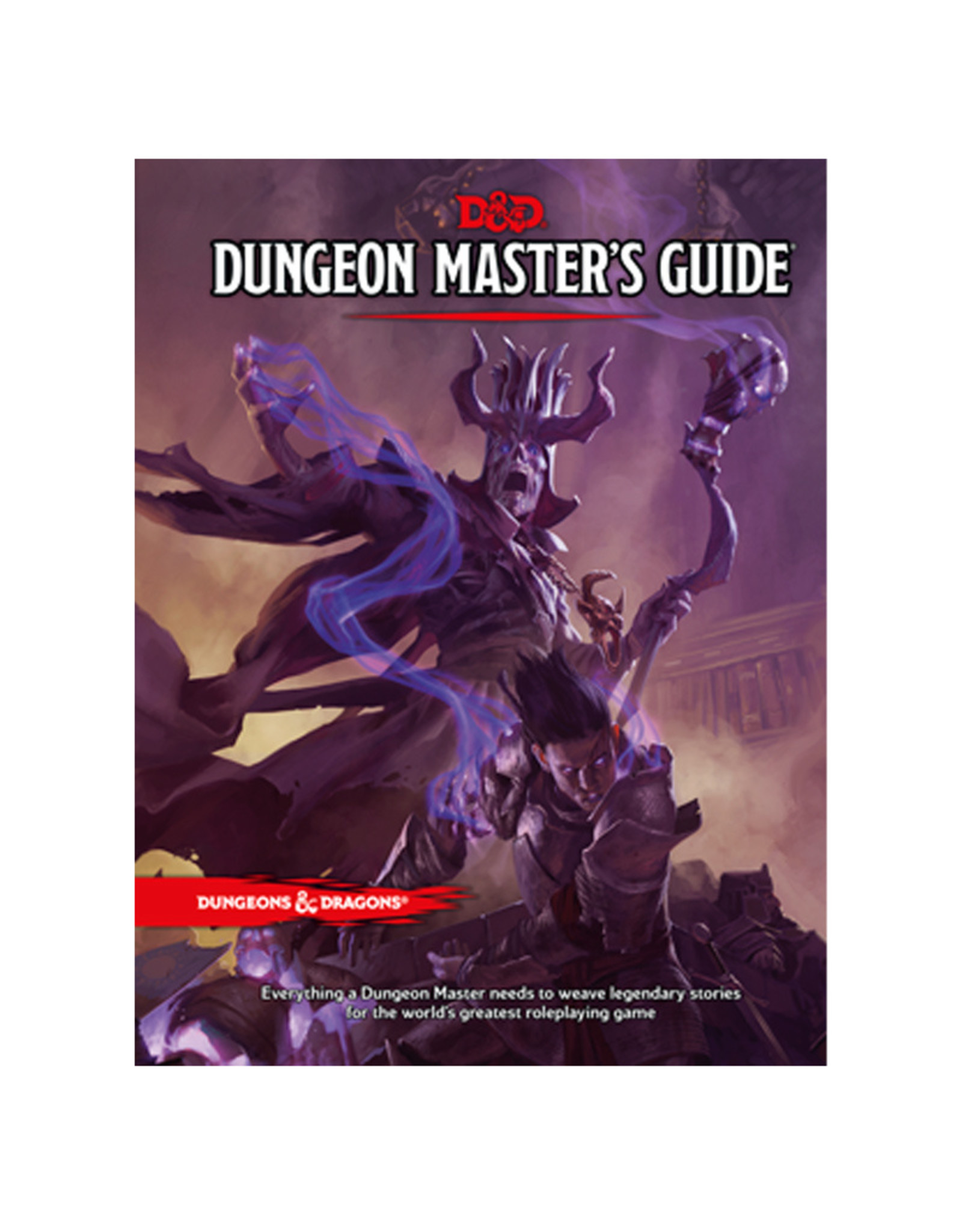 Wizards of the Coast D&D RPG: Dungeon Master's Guide 5E (Core Rules)