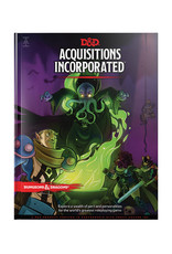 Wizards of the Coast D&D RPG: Acquisitions Incorporated (Supplement)
