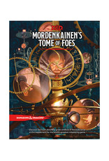 Wizards of the Coast D&D Mordenkainen's Tome of Foes (Supplement)