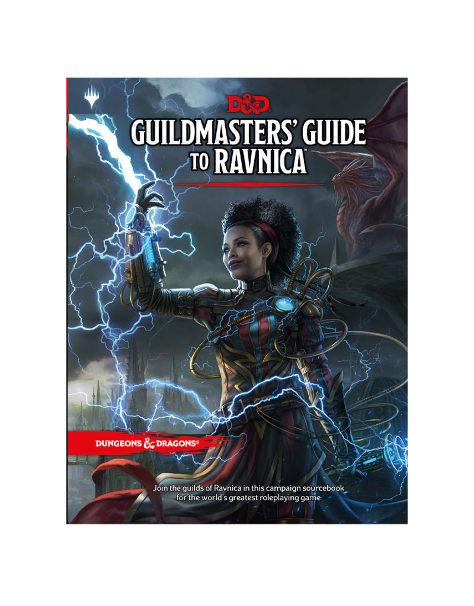 Wizards of the Coast D&D Guildmasters' Guide to Ravnica (Supplement)