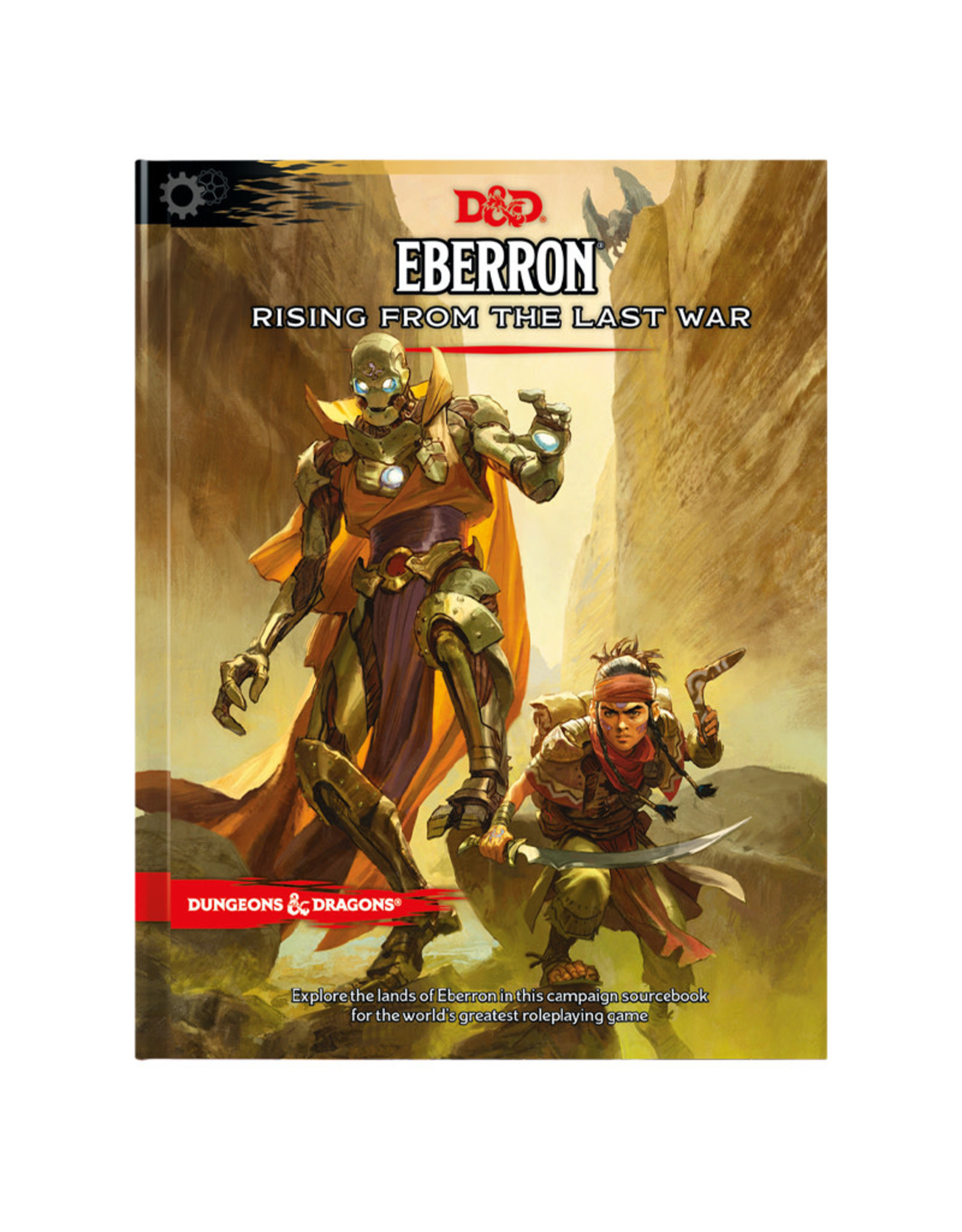 Wizards of the Coast D&D RPG: Eberron Rising From The Last War (Supplement)