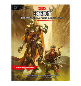 Wizards of the Coast D&D Eberron: Rising From The Last War (Supplement)