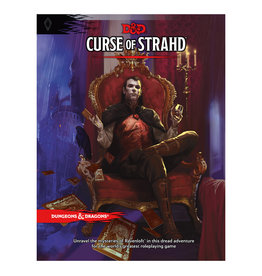 Wizards of the Coast D&D Curse of Strahd (Adventure)