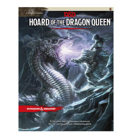 Wizards of the Coast D&D Hoard of the Dragon Queen adventure module