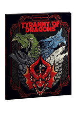Wizards of the Coast D&D Tyranny of Dragons - Alternate Cover (Adventure)