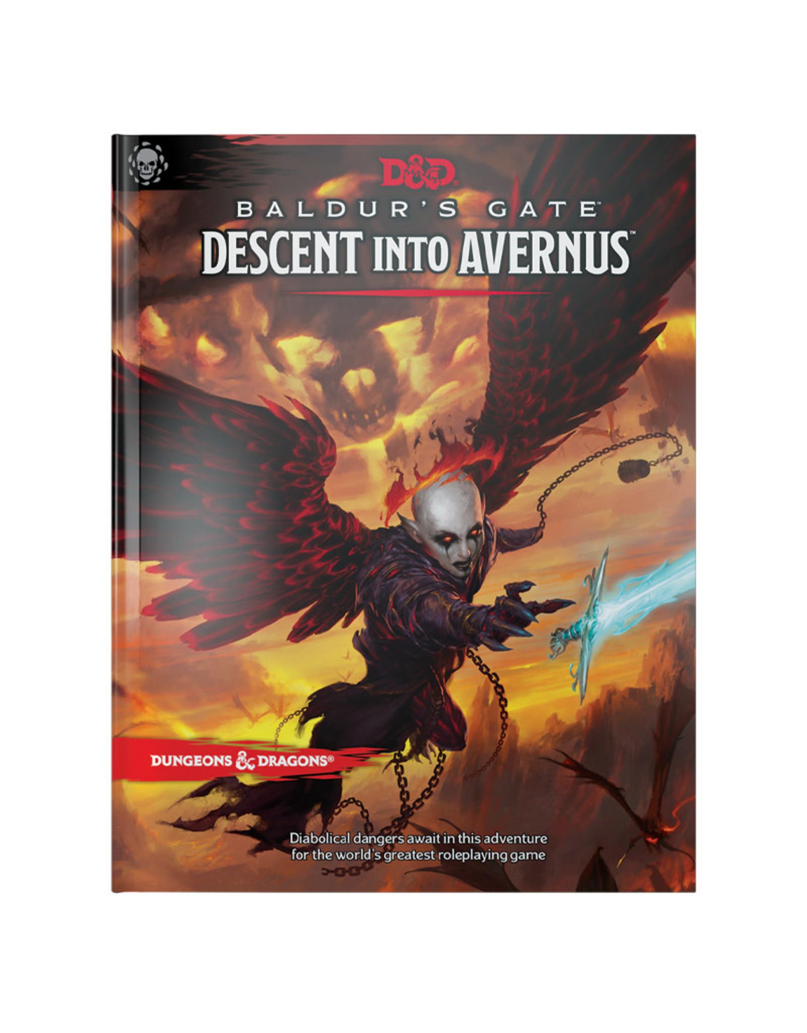 Wizards of the Coast D&D Baldur's Gate: Decent into Avernus (Adventure)