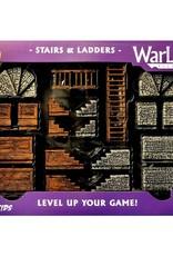 Wizkids WarLock Tiles Stairs & Ladders