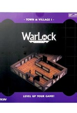 Wizkids WarLock Tiles Town & Village