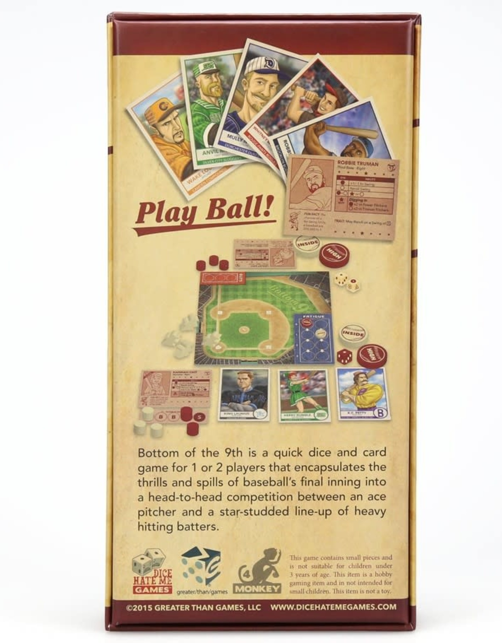 Miscellaneous Bottom Of The Ninth