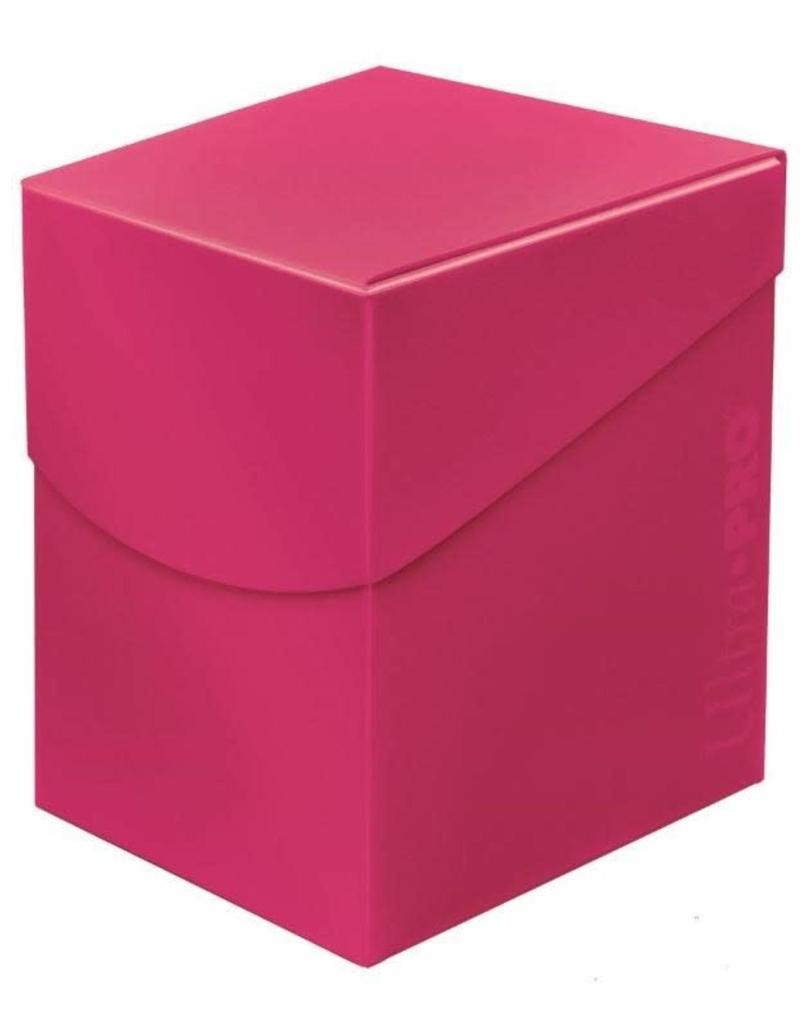 Deck Box: Eclipse 100+ Pink