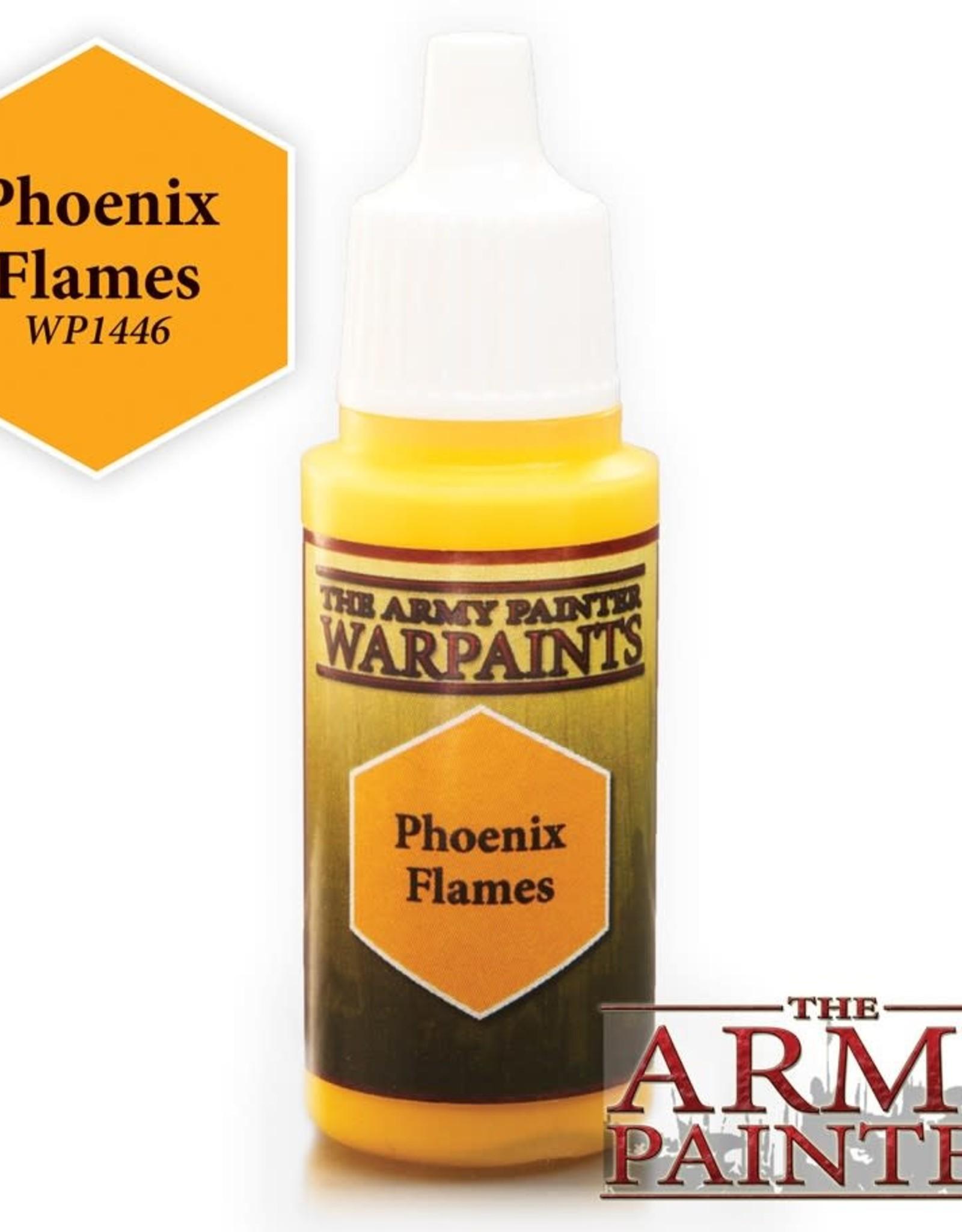 Warpaints: Phoenix Flames