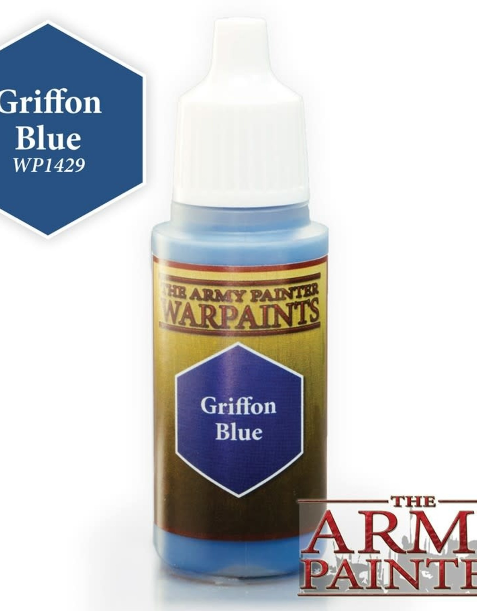 Warpaints: Griffon Blue 18ml