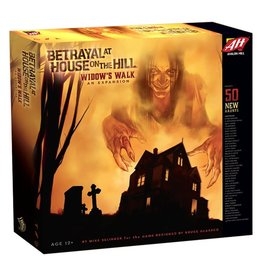Avalon Hill Betrayal at House on the Hill Widow's Walk Expansion