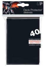 Oversided Sleeves (40) Black