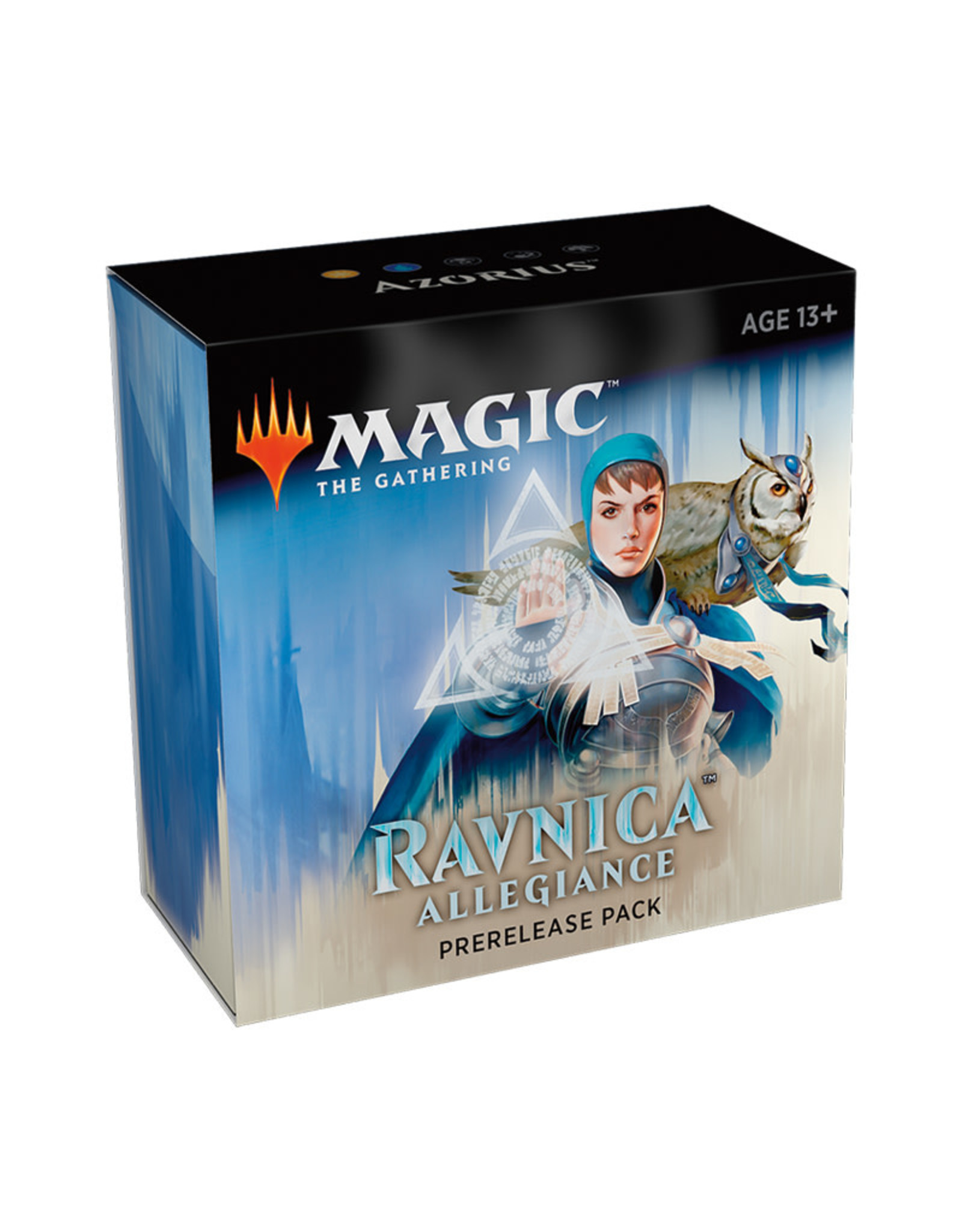 Wizards of the Coast MTG Ravnica Allegiance Prerelease Pack
