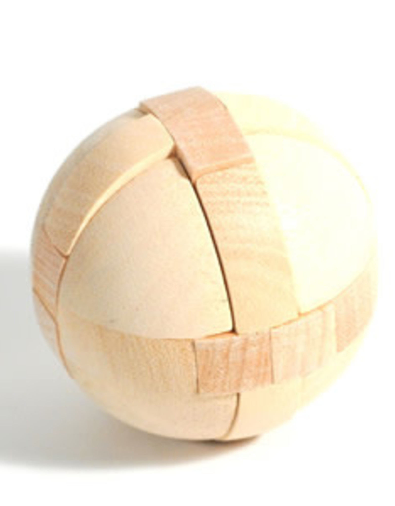 Wooden Sphere Puzzle