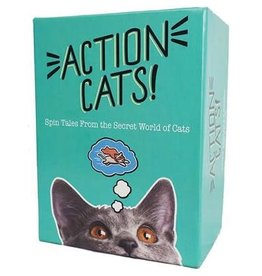 Twogether Studios Action Cats!