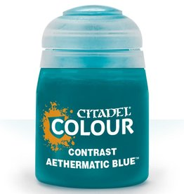 Citadel Contrast Paint: Aethermatic Blue