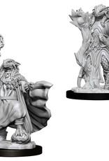 Wizkids D&D Unpainted Minis: Dragonborn Sorcerer Female