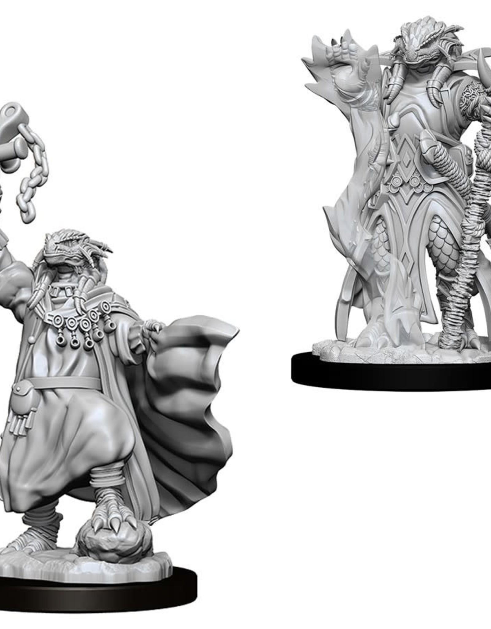 Wizkids D&D Nolzur's Unpainted Miniatures: Dragonborn Sorcerer Female