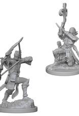 Wizkids D&D Unpainted Minis: Elf Bard Male