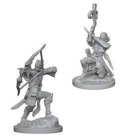 Wizkids D&D Unpainted Minis: Elf Bard Male