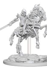 Wizkids Pathfinder Deep Cuts Unpainted Miniatures: Skeleton Knight on Horse