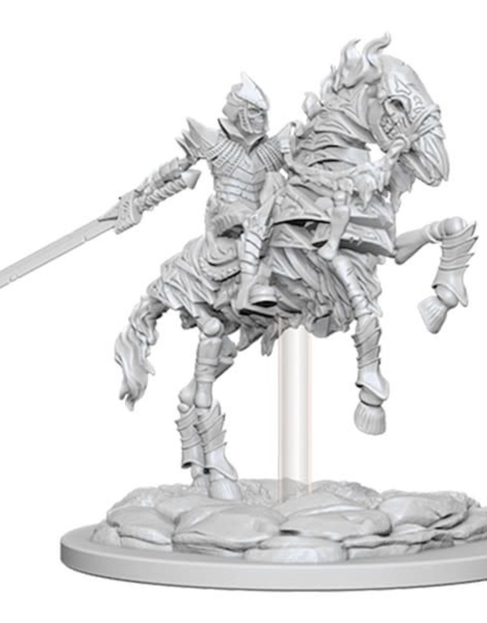 Wizkids Pathfinder Unpainted Minis: Skeleton Knight on Horse