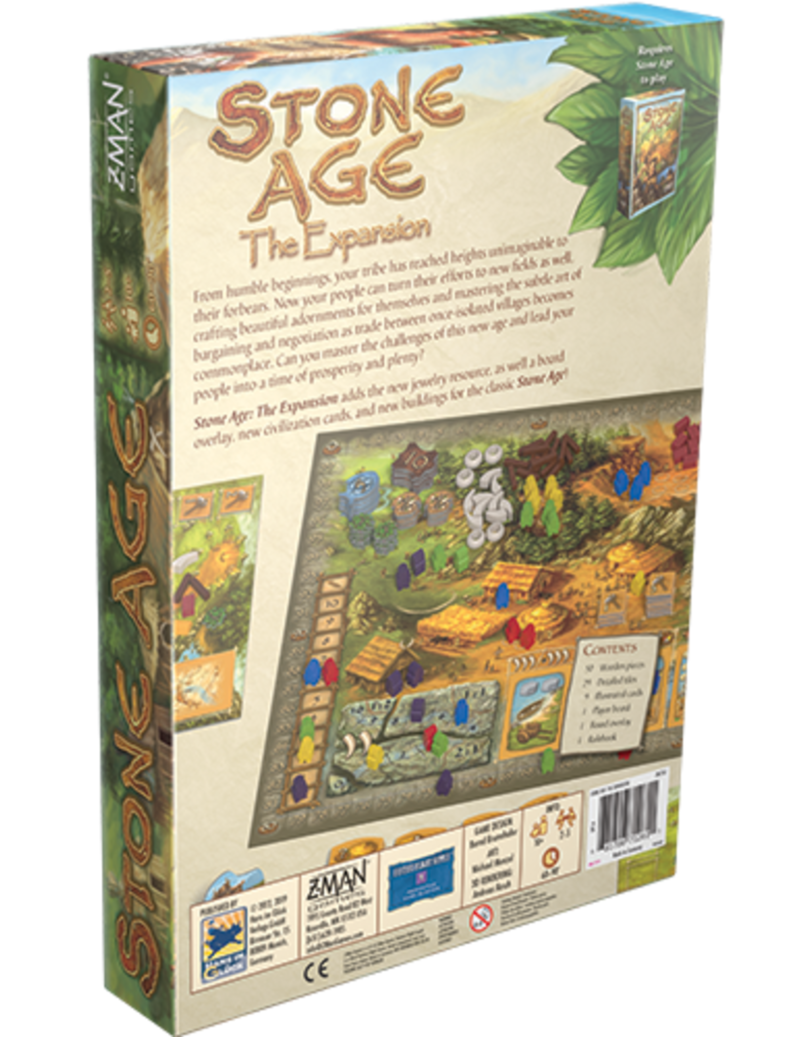Stone Age Expansion