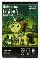 TeeTurtle Unstable Unicorns Unicorn of Legend Expansion