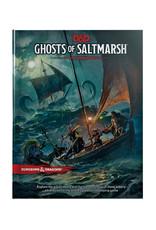 Wizards of the Coast D&D Ghosts of Saltmarsh (Adventure)
