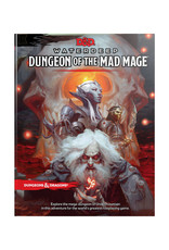 Wizards of the Coast D&D Waterdeep: Dungeon of the Mad Mage (Adventure)
