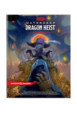Wizards of the Coast D&D RPG: Waterdeep: Dragon Heist (Adventure)