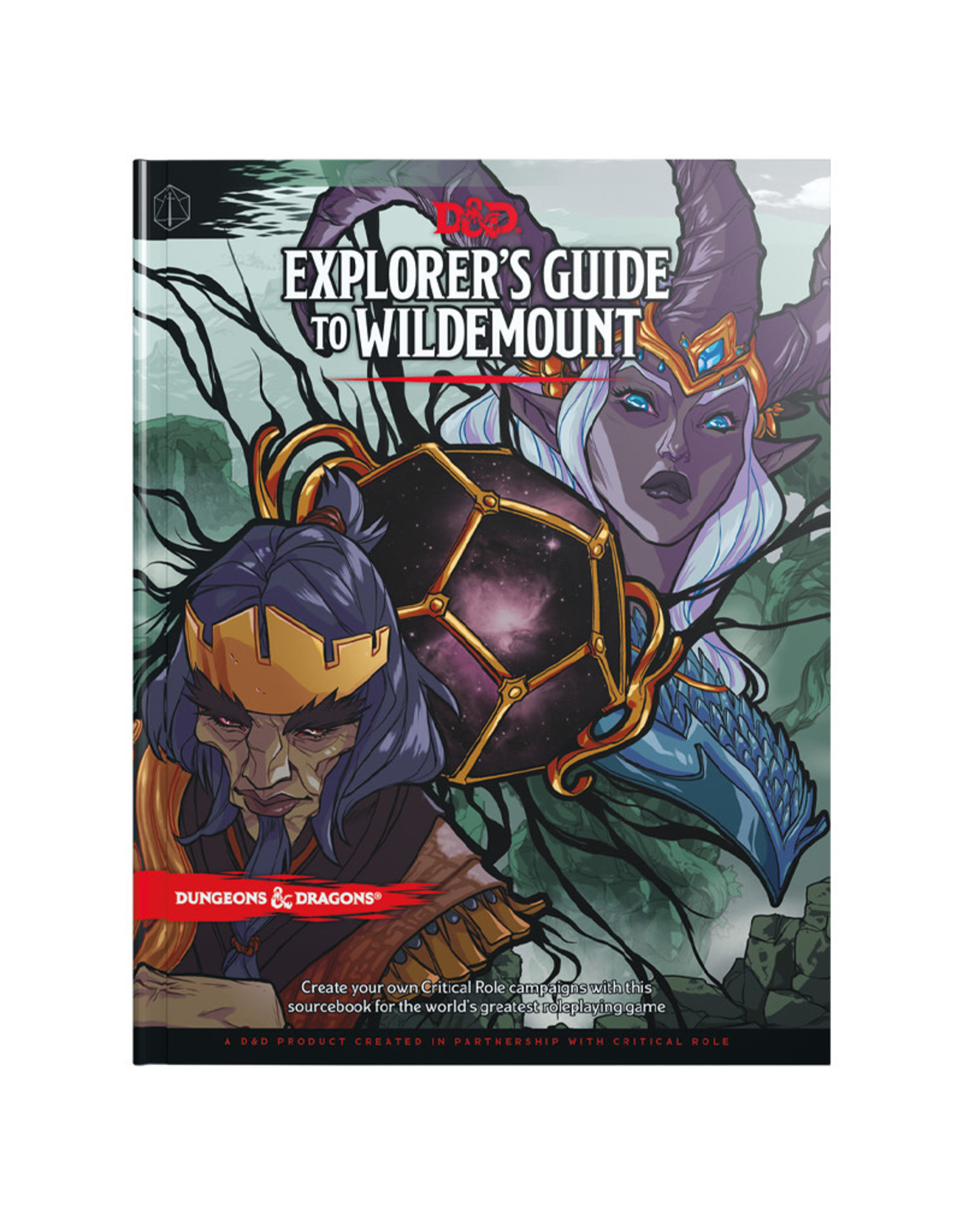 Wizards of the Coast D&D RPG: Guide to Wildemount (Supplement)