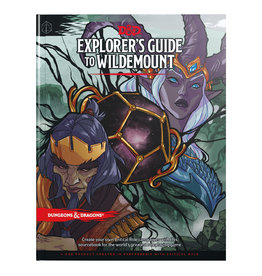 Wizards of the Coast D&D Guide to Wildemount (Supplement)