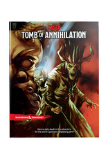 Wizards of the Coast D&D RPG: Tomb of Annihilation (Adventure)