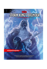 Wizards of the Coast D&D RPG: Storm King's Thunder (Adventure)