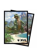 ULP MTG Ikoria LotB (100 CT) Deck Protector v5 (Baby Godzilla)  (Pre-Order)