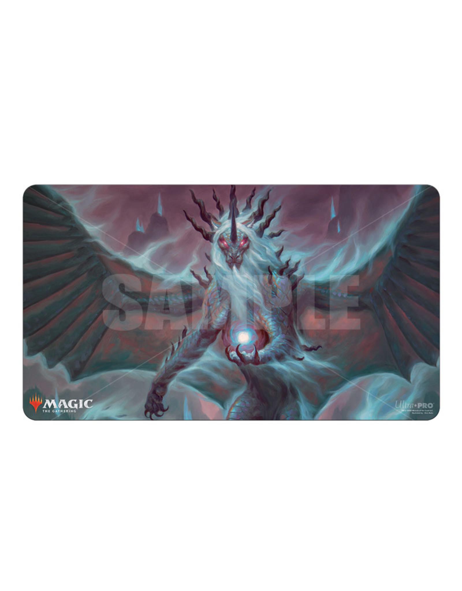 ULP MTG Ikoria Playmat v2  (Illuna, Apex of Wishes)