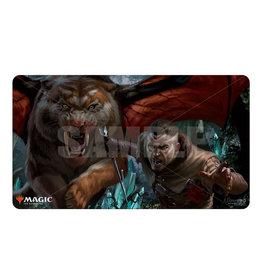 ULP MTG Ikoria Playmat v4 (Go for Blood)