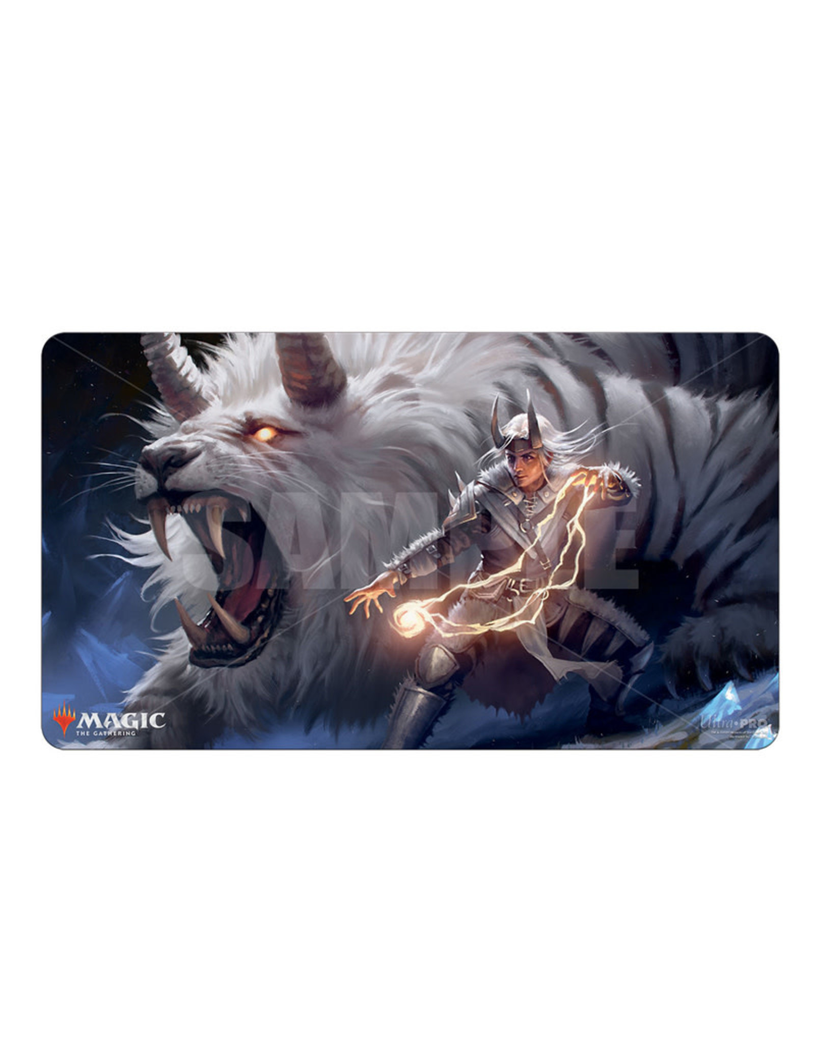 ULP MTG Ikoria Playmat v5 (Fight as One)