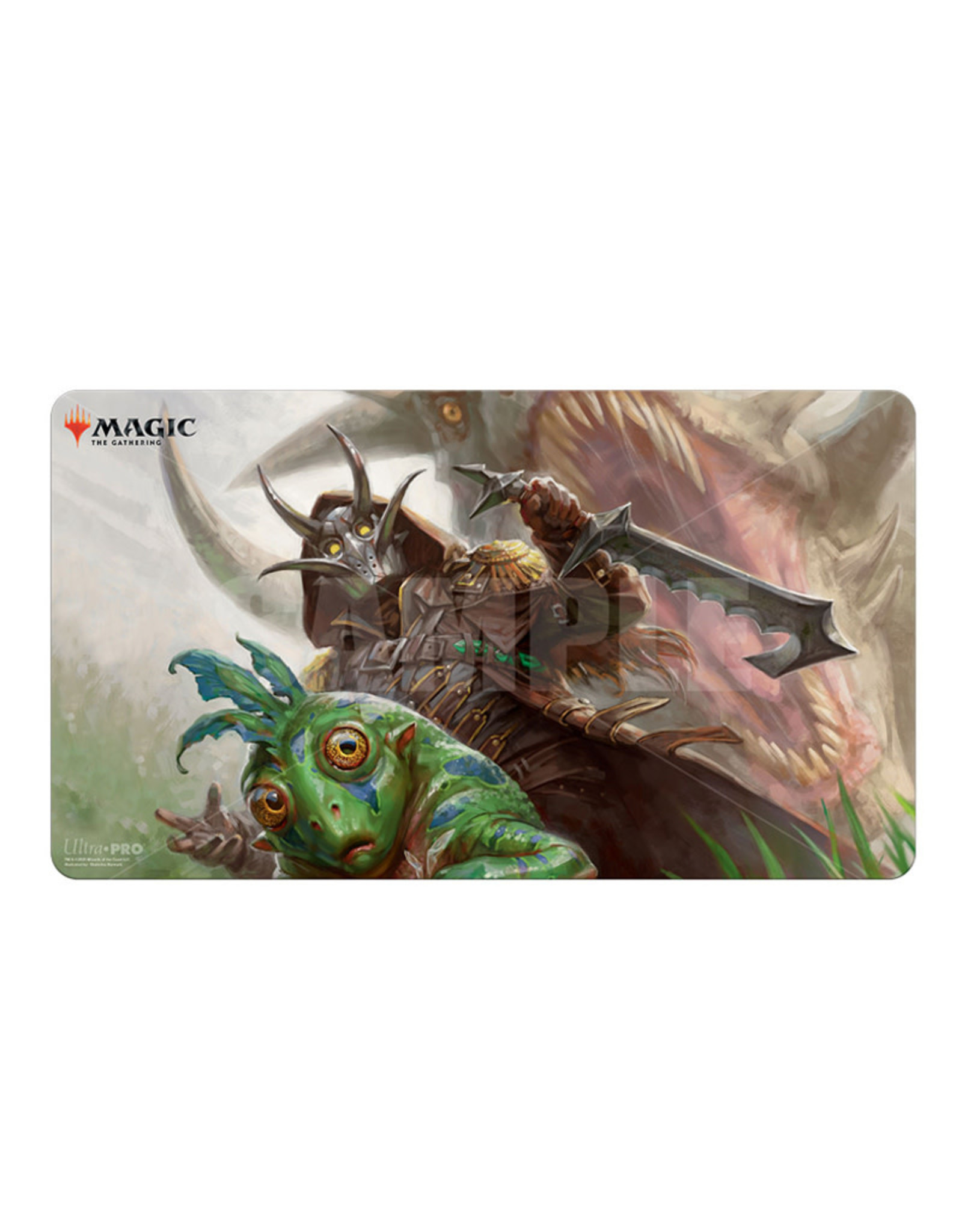 ULP MTG Ikoria Playmat v1 (Easy Prey)