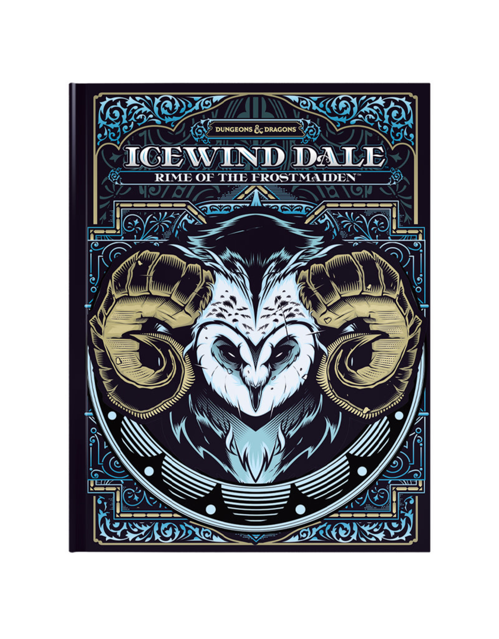 Wizards of the Coast D&D RPG: Icewind Dale Rime of the Frostmaiden - Alternate Art Cover