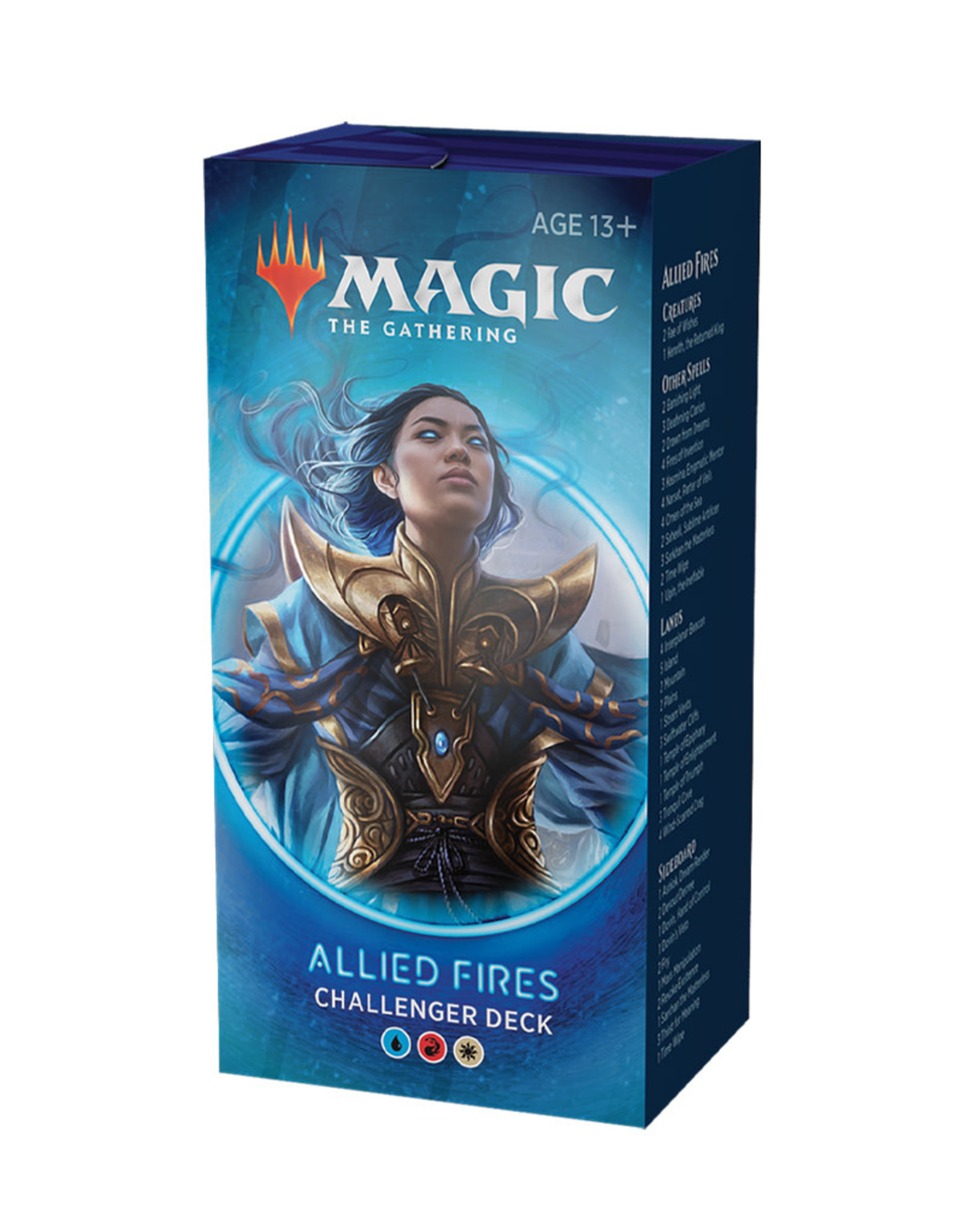 Wizards of the Coast MTG 2020 Challenger Deck (Allied Fires)