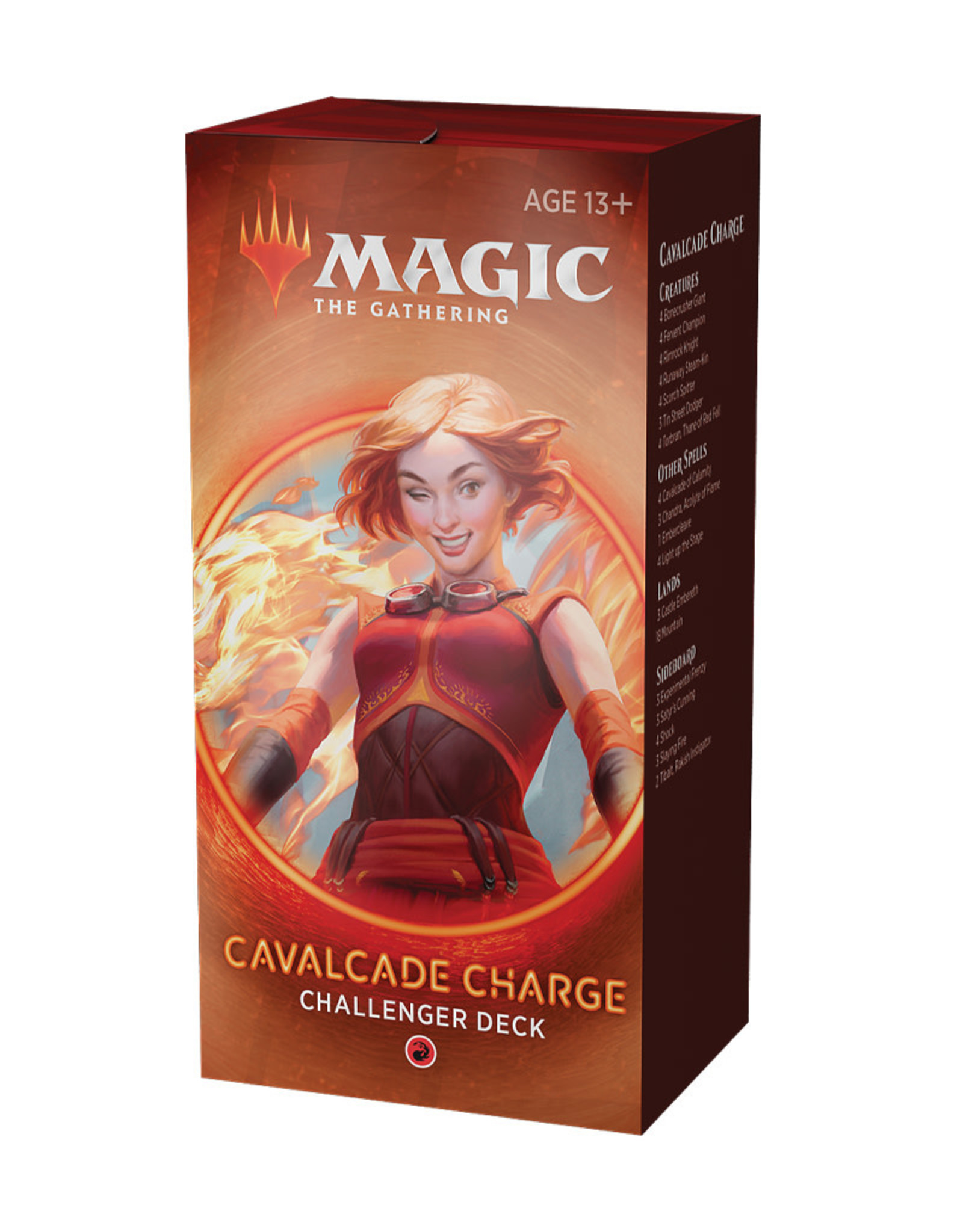 Wizards of the Coast MTG 2020 Challenger Deck (Cavalcade Charge)